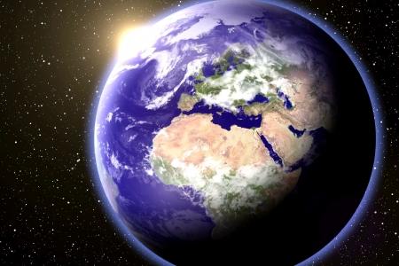 Veolia planet